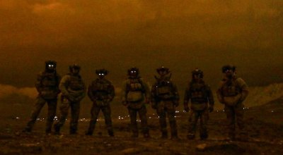 Rangers in Afghanistan. (Image courtesy of 75th Ranger Regiment)