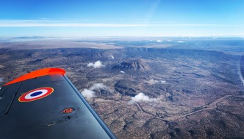 From Navy SEAL to warbird pilot, flying across America in the Epsilon