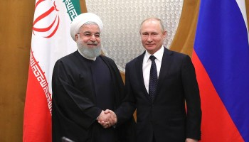 Grey zone conflict: How Iran is using Russia's playbook to defuse America's military might