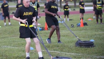 How would you rank in the U.S. Army's new combat fitness test?