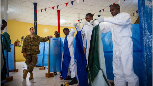 Ebola spreads to neighboring countries