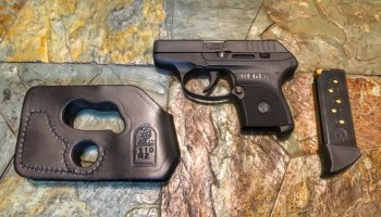 The secret to making a Ruger LCP carry-able is buying the right accessories