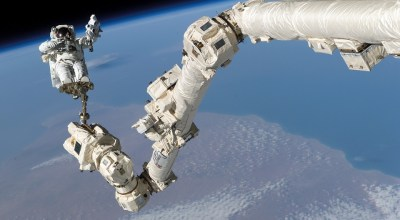 Astronaut on a space walk. Image via Maxpixel.