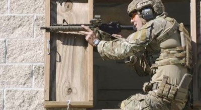 Gear in the Wild: Green Beret's participate in a stress shooting competition