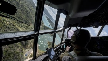 The elite, behind-the-scenes Air Force unit that transports and resupplies SOF operators