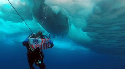 Gear in the Wild: Coast Guard dive operations under the Artic ice