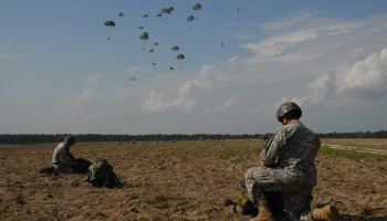 Ranger regiment testing new rucksacks for Airborne Operations