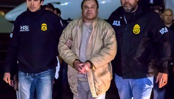 'El Chapo' drug lord sentenced to life in prison plus 30 years