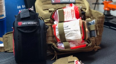 Click here to win this MyMedic RangeMedic Kit that's worth $150!