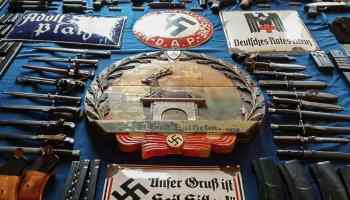 Heavily armed neo-Nazi ring busted up by Italian police