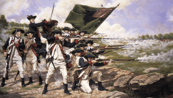 The Battle for New York City, 1776: Manhattan