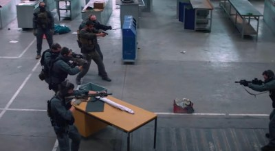 Get a crash course in CQB from one of the best: Weapon flow in compressed environments
