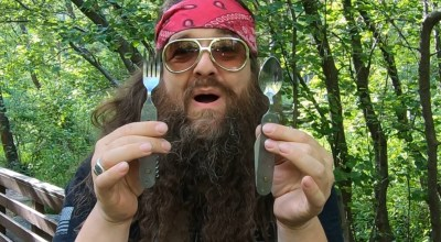 Rad on Gear: Eating on the run with Ozark Trail's Hobo Tool