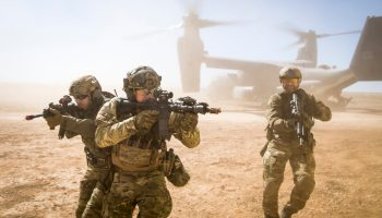 Delta Force operator awarded Distinguished Service Cross for Mali operation