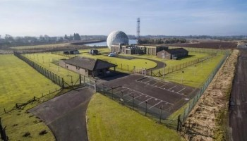Prepper Paradise: A bit more than a million dollars could buy you this entire military installation