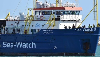 Op-Ed: The Sea-Watch 3 affair and her lady captain—hero or criminal?