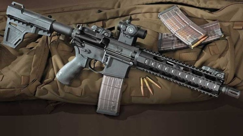 Home Defense Why You Should Use An Ar 15 Sofrep