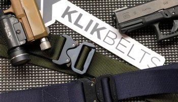 Klik Belts: Don't just get a belt, get a belt you can keep for life