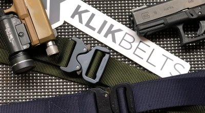 Klik Belts: Don't just get a belt, get a belt you can keep for life
