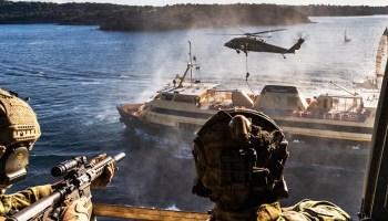 When terrorists attack, Aussie Commandos are ready