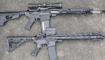 AR-10 vs. AR-15: What's the difference?