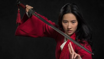Disney's Mulan star backs Chinese military intervention against Hong Kong