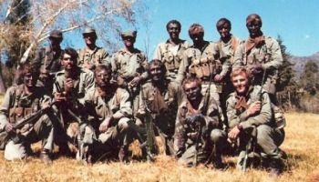 Damn the Terrs: American warriors fighting for Rhodesia