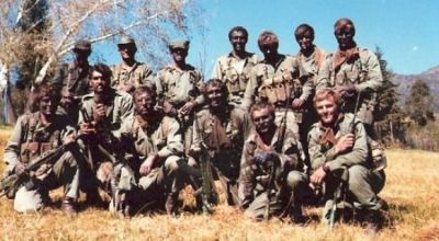 Rhodesian SAS. (Image courtesy of Dan Tharp).