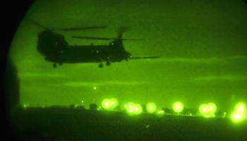 More dangerous than the Bin Laden raid: Delta assault force flew through hostile airspace, enemy fire in ISIS leader raid