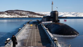 Norwegian intelligence tracks 10 Russian submarines heading for the Atlantic