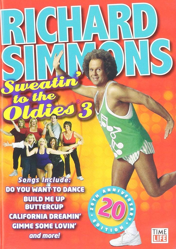 Richard Simmons can prepare you for Delta Force