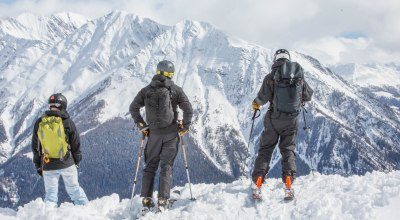 Big Mountain Heroes – Exploring Thrills Before Pills