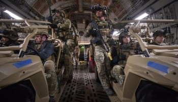 Special Warfare Operator: The Air Force's new SOF job opens up