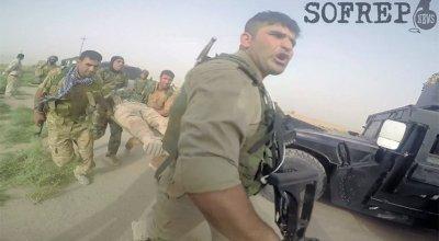 SOFREP Rides Along on the Kurdish Peshmerga's Offensive Against ISIS