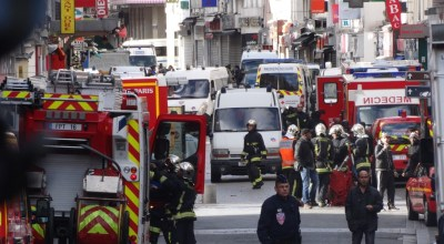 The Aftermath of the Paris Terrorist Attacks