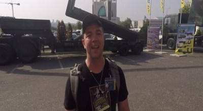 Kiev International Exhibition Arms and Security