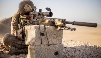 SOCOM wants to upgrade its M110 sniper rifle to fire deadlier 6.5mm rounds