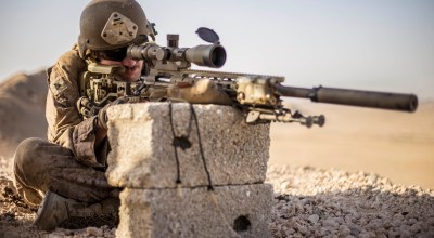 (U.S. Marine Corps photo by Cpl. April L. Price)