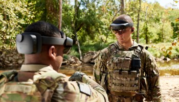 SOF and conventional units test futuristic goggles that might revolutionize warfare