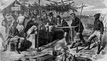 Thanksgiving as we know it is a Civil War holiday about 'healing the wounds of the nation'