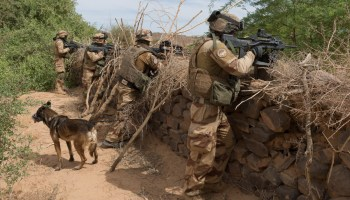 French Commando seriously wounded battling ISIS in Mali