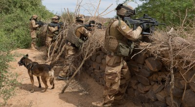 (French Special Operations Troops: Ministry of Defense)