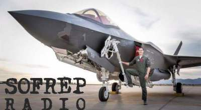 Episode 486: Fighter pilot Justin Lee, why the F-35 is special, Professionals Playbook, & Iron Eagle