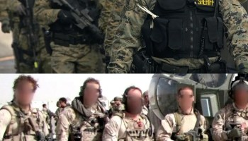 What's the relationship between Delta Force and Law Enforcement?