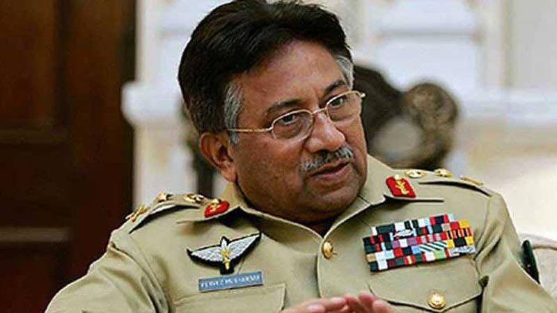 Hasil gambar untuk Pervez Musharraf: Pakistan ex-leader sentenced to death for treason
