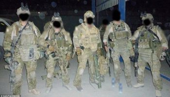 SAS operators rescue British orphans from ISIS in Syria
