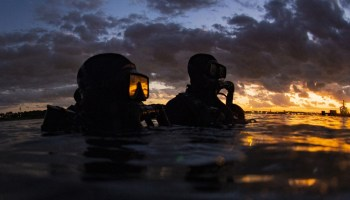 Chinese spies enter Navy base where SEALs practice shooting