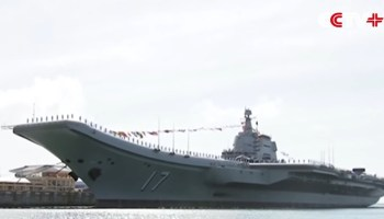 China's second aircraft carrier enters service -- Where do they stand compared to the US?