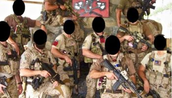 Delta Force and SEAL Team 6 operators on the loose?