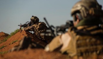 French soldiers kill 33 terrorists in Mali